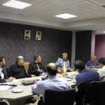 جلسه سازمان لیگ به منظور هماهنگی برگزاری لیگ برتر واترپلو با حضور نمایندگان تیمهای حاضر روز گذشته(دوشنبه) برگزار شد.