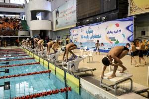 نتایج جشنواره توسعه و استعدادیابی شنا در رده سنی زیر 14 سال