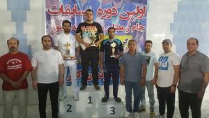 برگزاری نخستین دوره مسابقات واترپلو منطقه سه کشور در کرمانشاه
