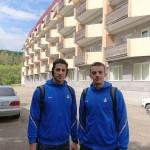 مهدی انصاری و سینا غلامپور در پایان هفته نخست اردو آماده سازی ارتفاع ارمنستان در سطح آمادگی بالایی قرار دارند.