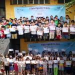 جشنواره شنا به مناسبت بزرگداشت روز جهانی فدراسیون بین المللی شنا به میزبانی استان کرمانشاه برگزار شد.