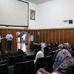 دوره مربیگری درجه ۳ واترپلو بانوان روز گذشته(دوشنبه) در محل سالن اجتماعات فدراسیون شنا برگزار شد.