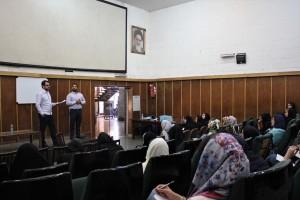 گزارش تصویری_برگزاری دوره مربیگری درجه ۳ واترپلو بانوان