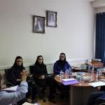 جلسه کمیته فنی شنای موزون امروز (یکشنبه) مصادف با میلاد حضرت معصومه (س) و روز دختر در محل فدراسیون برگزار شد.