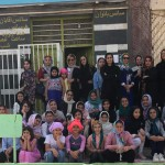 رقابت شنای دختران ویژه استخرهای آبادان با قهرمانی تیم راسپینا پایان یافت.