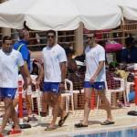 ملی پوشان شنا ایران که برای برپایی اردو آماده سازی راهی کشور ترکیه شده بودند در مسابقات باشگاهی این کشور شرکت کردند.