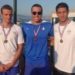شناگران ایران در دومین روز مسابقات شنا باشگاههای ترکیه با کسب یک نشان طلا یک نقره و یک برنز به کار خود پایان دادند.