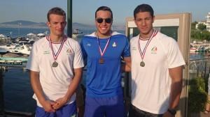 نتایج شناگران ایران در دومین روز مسابقات باشگاههای ترکیه