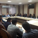 نشست تخصصی استخرهای ورزشی شهرستان قزوین روز پنج شنبه (۱۴ تیر 1397) در محل سالن جلسات اداره ورزش و جوانان این شهرستان برگزار شد.