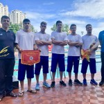 آخرین روز رقابت های شنا انتخابی المپیک جوانان به پایان رسید.