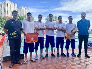نتایج روز پایانی شناگران ایران در انتخابی المپیک جوانان