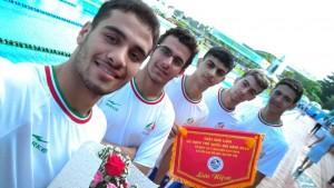 نتایج روز اول و دوم شناگران ایران در انتخابی المپیک جوانان