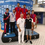 تیم ملی شیرجه ایران در رقابتهای ملی ایتالیا به مدال طلا 10 متر هماهنگ رسید.