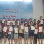 جشنواره شنا به مناسبت بزرگداشت روز جهانی فدراسیون بین المللی شنا به میزبانی استان اصفهان برگزار شد.