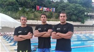 نتایج شناگران ایران در روز نخست مسابقات باشگاههای ترکیه