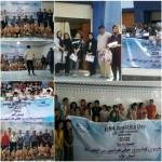 اولین دوره جشنواره شنا بمناسبت بزرگداشت روز جهانی فدراسیون بین المللی شنا در استان ایلام برگزار شد.