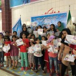 جشنواره شنا به مناسبت بزرگداشت روز جهانی فدراسیون بین المللی شنا در استان خوزستان برگزار شد.