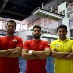 ملی پوشان شیرجه ایران برای حضور در بازیهای آسیایی جاکارتا امروز(چهارشنبه) تهران را به مقصد اندونزی ترک میکنند.