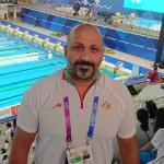 خشایار حضرتی، مربی تیم ملی شنا بعد از بازماندن شناگران ۵۰ متر آزاد به فینال تاکید کرد: امروز می توانستیم بهتر باشیم اما دیدید که حریفان شناگران ما همه  ورزشکاران المپیکی بودند.