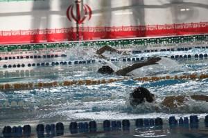 گزارش تصویری - روز نخست مسابقات شنای کشوری جام زنده رود اصفهان