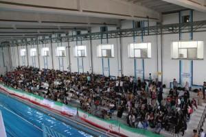 گزارش تصویری_ مسابقات شنا کشوری جام زنده رود اصفهان
