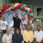 تیم اصفهان الف در مجموع سه رده سنی به مقام قهرمانی سومین دوره مسابقات شنای کشوری جام زنده رود دست یافت.