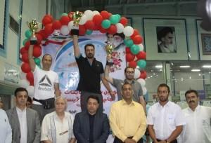 اصفهان قهرمان مسابقات شنای کشوری جام زنده رود شد