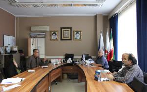 گزارش تصویری_جلسه هماهنگی برگزاری مسابقات شنا آبهای آزاد مازندران