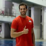 شیرجه رو کرمانشاهی تیم ملی شیرجه ایران که در رده های سنی مختلف افتخارات زیادی در کارنامه خود به ثبت رسانده است.