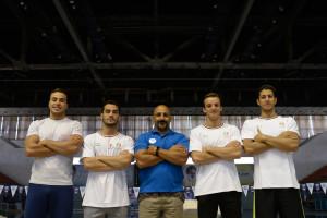 تیم ملی شنا ایران عازم اندونزی شد