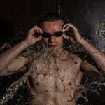 شناگر مشهدی تیم ملی  ایران که یکی از امیدهای دست یابی به قله های جهانی است.