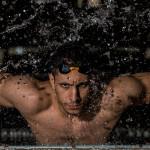 پسر با اخلاق، مستعد و پرتلاش شنای ایران هرگز دست از تلاش برای ثبت رکوردهای جدید بر نمی دارد.
