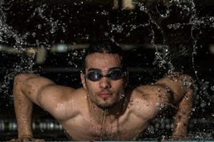 نماینده شنای ایران در ۲۰۰ متر آزاد به کار خود پایان داد