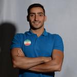یکی از سرعتی ترین بازیکنان واترپلو ایران که از سال 2011 تا کنون همواره در رده هایی مختلف تیم ملی خوش درخشیده است.