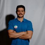 بازیکن خوش اخلاقی که یکی از ارکان اصلی تیم ملی واترپلوی ایران است.