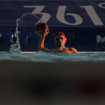 دروازه بان تیم ملی واترپلو تاکید کرد ما با قلبمان به مدال بازی های آسیایی رسیدیم.