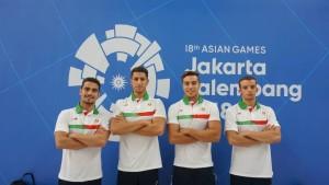 تیم ملی شنا رکورد شکست اما فینالیست نشد