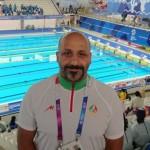 مربی تیم ملی شنا ایران استرس و کم تجربگی را در نتیجه یاوری موثر دانست.