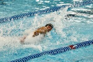 رقابت ملی پوشان ایران با رکوردهای 100 متر آزاد و 50 متر پروانه