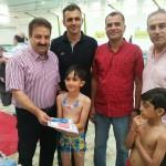 جشنواره شنای پسران استان آذربایجان شرقی بمناسبت گرامیداشت هفته دولت در استخر سهند تبریز برگزار شد.
