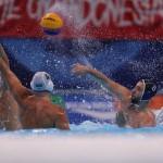 واترپلوئیستهای ایران با کسب چهار امتیاز در مرحله گروهی مسابقات واترپلو بازیهای آسیایی جاکارتا جایگاه دوم خود را تثبیت کردند.