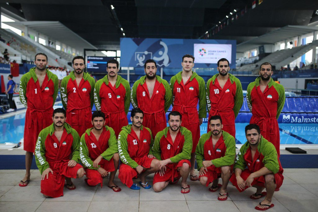 تیم ملی واترپلو