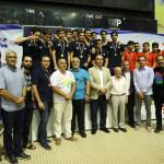 مسابقات واترپلوی قهرمانی کشور رده سنی زیر ۱۶ سال با قهرمانی تیم استان تهران به پایان رسید.