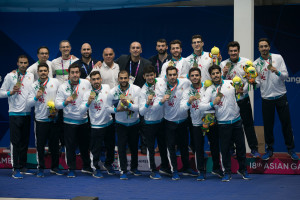 واترپلو ایران به برنز بازیهای آسیایی رسید/ طلسم ۴۴ ساله شکست