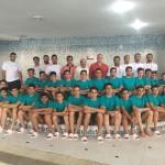 اردو آماده سازی تیم ملی شنا جوانان در بخش آقایان و کلینیک تخصصی مربیگری شنا در استان گرگان پیگیری میشود.