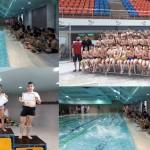 یک دوره جشنواره شنا و واترپلو به میزبانی آکادمی شنا، شیرجه و واترپلو استخر 9 دی برگزار شد.