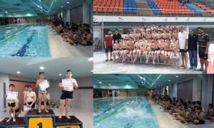 برگزاری جشنواره شنا و واترپلو آکادمی استخر 9 دی