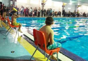برگزاری جشنواره شنای پسران استان آذربایجان شرقی