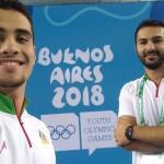 یاوری نماینده شنا ایران در المپیک جوانان آرژانتین (بوینسآیرس ۲۰۱۸) عصر فردا(پنج شنبه) در ماده 100 متر آزاد با حریفان قدرتمند خود به رقابت خواهد پرداخت.