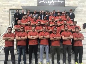 برگزاری جلسه کمیته فنی شنا و همایش علمی مشارکتی مربیان منتخب شنا ایران در زنجان